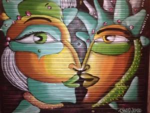 Graffiti-Art